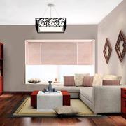 温馨简约的客厅