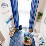 复式楼客厅地板