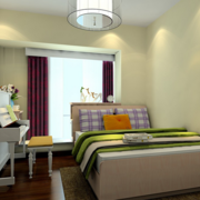公寓卧室装饰装潢