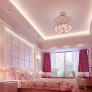 房屋甜美温馨卧室图