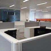 办公室办公桌隔断