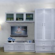 卧室精巧的电视柜