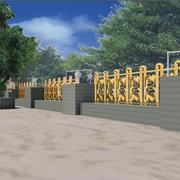 现代流行的围墙
