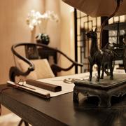 书房书桌装饰品