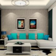 优雅的魅力客厅