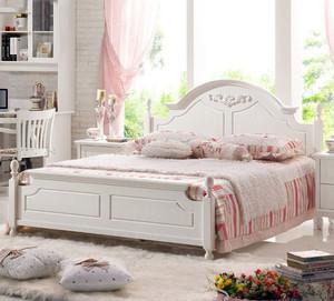 公主房卧室床展示