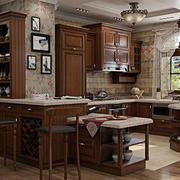 美式厨房家具欣赏