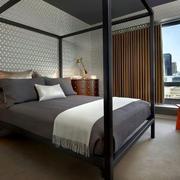 精致简单的卧室