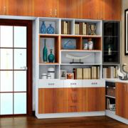 书房小型的家居书柜