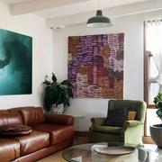 客厅精致装饰画