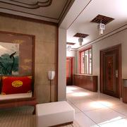 别墅中式装潢展示
