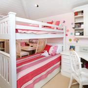 甜美可爱儿童床