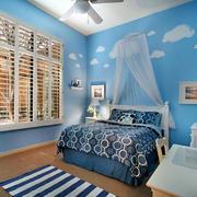 舒适的小户型卧室