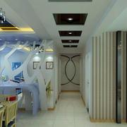 公寓现代风格吊顶