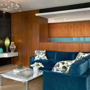 客厅转角沙发欣赏
