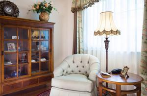 朴素的美式乡村风格书房设计装修图片大全