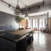 客厅黑色装饰欣赏