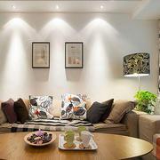 单身公寓小户型客厅