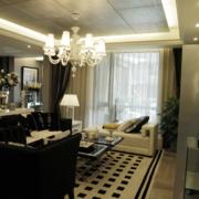 家居小型客厅装潢