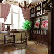 优雅书房装潢