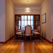 家居餐厅餐桌椅欣赏