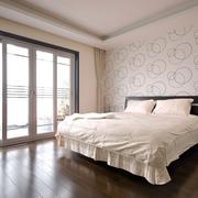 卧室宜家明亮装饰