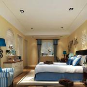 大户型卧室墙面装饰