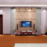 中式客厅置物柜
