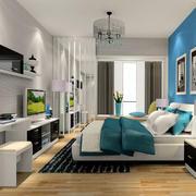 现代简约的卧室案例