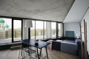 一居室性感小户型餐厅装修设计效果图