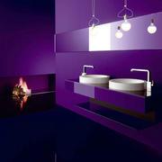彰显浪漫的浴室