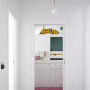 小户型白色墙壁装潢