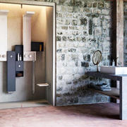 小户型独特浴室