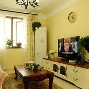 家居田园客厅装饰