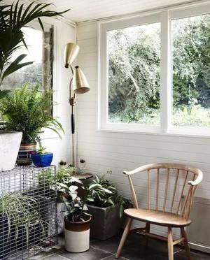 复式楼小型家居阳光房