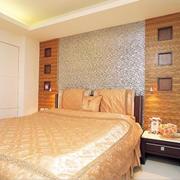 卧室液体壁纸背景墙