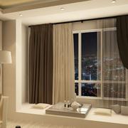 卧室榻榻米飘窗设计
