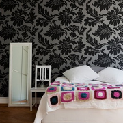 卧室背景墙图案展示