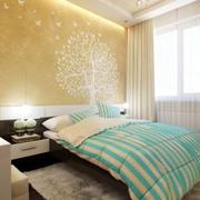 温暖儒雅的卧室