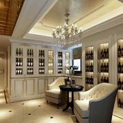 富豪人家的酒柜