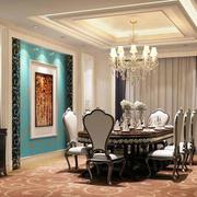 现代餐厅装饰画欣赏