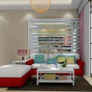 创意十足的客厅背景墙