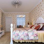 田园风格小卧室