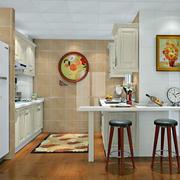 厨房吧台装饰图片
