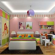 甜美可爱的儿童房
