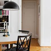 小户型餐厅餐桌椅展示