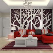 前卫温柔的客厅地毯