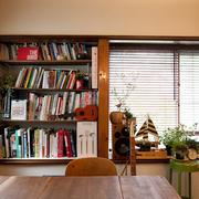 家居小书房欣赏
