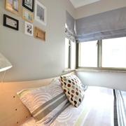 简约平淡的卧室装饰