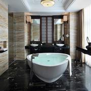 卫生间现代简约设计